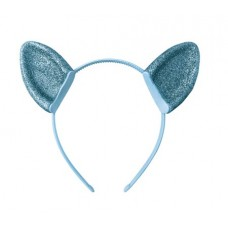 MLP MOVIE RAINBOW DASH SPARKLE HEADBAND W/ EARS