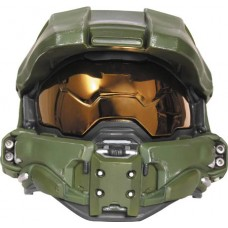 HALO MASTER CHIEF ADULT LIGHT-UP DLX YOUTH HELMET