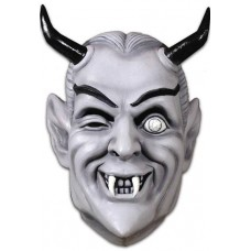 THE TWILIGHT ZONE MYSTIC SEEKER B&W MASK
