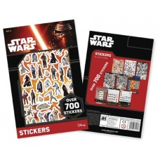 STAR WARS 700PC STICKER BOOK 100CT DISPLAY