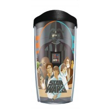 TERVIS STAR WARS CLASSIC GROUP 16OZ TUMBLER W/ LID