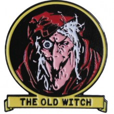 TALES FROM THE CRYPT THE OLD WITCH LAPEL PIN
