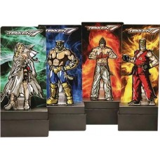 FIGPIN TEKKEN 7 ENAMEL FIGURE PIN 12PC ASST WAVE 1