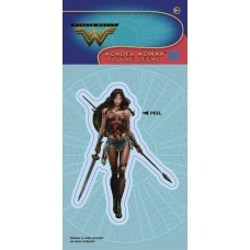 WONDER WOMAN MOVIE FIGURAL DECAL