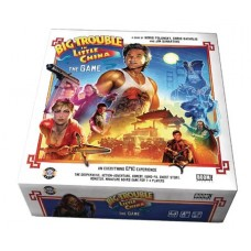 BIG TROUBLE IN LITTLE CHINA BOARD GAME