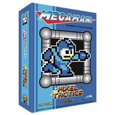 PIXEL TACTICS MEGAMAN BLUE BOX EXP