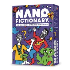 NANOFICTIONARY GAME 6CT DIS