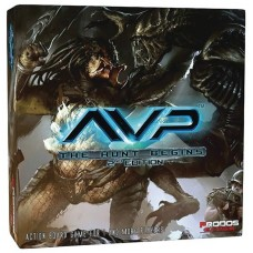 ALIENS VS PREDATOR HUNT BEGINS BOARD GAME 2ND ED