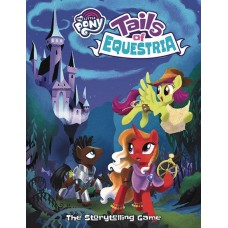 MLP TALES OF EQUESTRIA RPG SOURCEBOOK HC