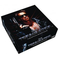 TERMINATOR OFFICIAL BOARD GAME