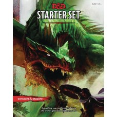D&D RPG STARTER SET