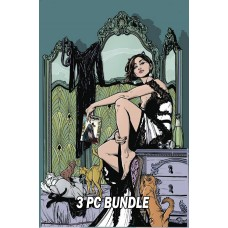 CATWOMAN #1 BUNDLE 3 PC SET