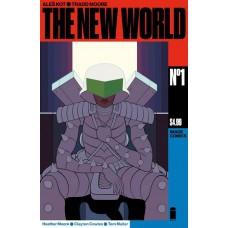 NEW WORLD #1 (OF 5) CVR A MOORE & MULLER (MR)
