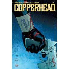 COPPERHEAD #21 (MR)