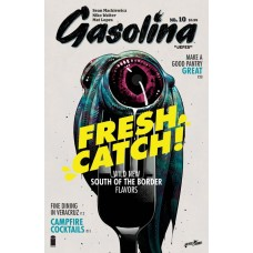 GASOLINA #10 (MR)