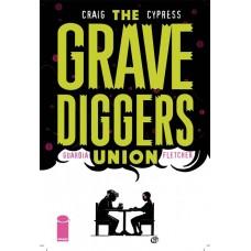 GRAVEDIGGERS UNION #8 CVR A CRAIG (MR)