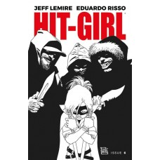 HIT-GIRL #6 CVR B RISSO (MR)