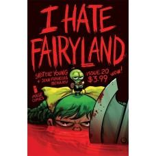 I HATE FAIRYLAND #20 CVR D ZDARSKY (MR)