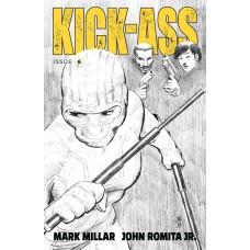 KICK-ASS #6 CVR B ROMITA JR (MR)