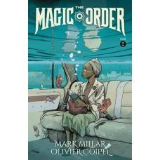 MAGIC ORDER #2 (OF 6) CVR A COIPEL (MR)