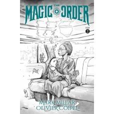 MAGIC ORDER #2 (OF 6) CVR B COIPEL (MR)