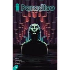 PARADISO #5 CVR B WIJNGAARD (MR)