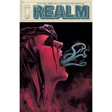 REALM #8 CVR A HAUN & FILARDI (MR)