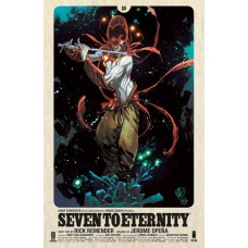 SEVEN TO ETERNITY #10 CVR C SCALERA
