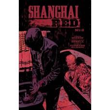 SHANGHAI RED #2 CVR A HIXSON & OTSMANE-ELHAOU