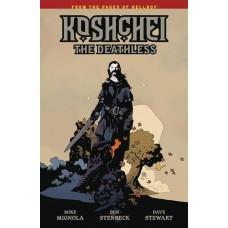 KOSHCHEI THE DEATHLESS TP