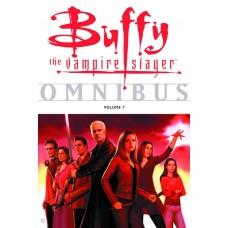 BUFFY THE VAMPIRE SLAYER OMNIBUS TP VOL 07