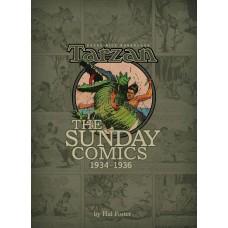 BURROUGHS TARZAN SUNDAY COMICS 1933-1935 HC VOL 02