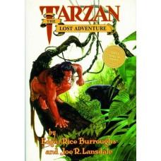 TARZAN LOST ADVENTURE HC
