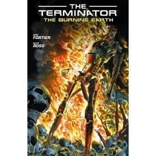 TERMINATOR BURNING EARTH TP