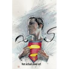 SUPERMAN #1 MACK VARIANT