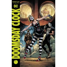 DOOMSDAY CLOCK #6 (OF 12) VARIANT