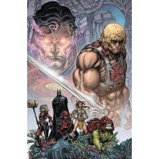 INJUSTICE VS HE MAN & MASTERS OT UNIVERSE #1 (OF 6)