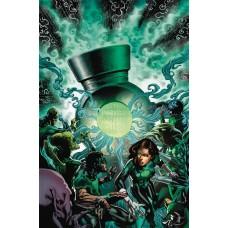 GREEN LANTERNS #50