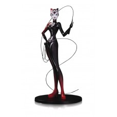 DC ARTIST ALLEY CATWOMAN SHO MURASE PVC FIG
