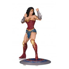DC CORE WONDER WOMAN PVC STATUE