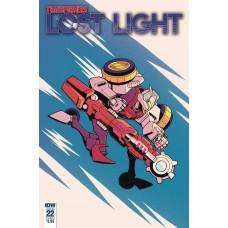 TRANSFORMERS LOST LIGHT #22 CVR A ROCHE