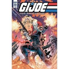 GI JOE A REAL AMERICAN HERO #254 CVR B ROYLE