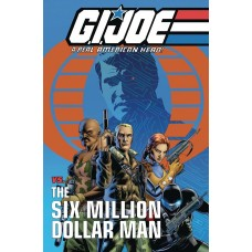 GI JOE VS SIX MILLION DOLLAR MAN TP