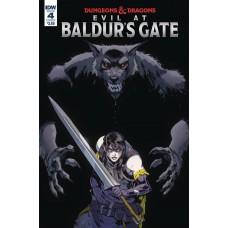 DUNGEONS & DRAGONS EVIL AT BALDURS GATE #4 CVR A DUNBAR