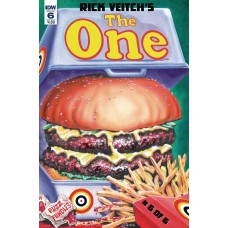 RICK VEITCH THE ONE #6 (OF 6)