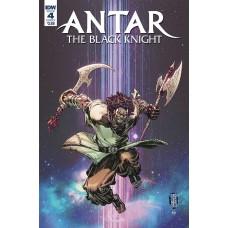 ANTAR #4 CVR A BATTLE
