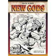 JACK KIRBY NEW GODS ARTIST ED HC (Net)
