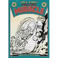 JACK KIRBY MISTER MIRACLE ARTIST ED HC (Net)