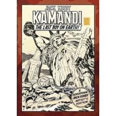 JACK KIRBY KAMANDI ARTIST ED HC VOL 02 (Net)