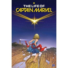 LIFE OF CAPTAIN MARVEL #1 (OF 5) QUESADA VARIANT